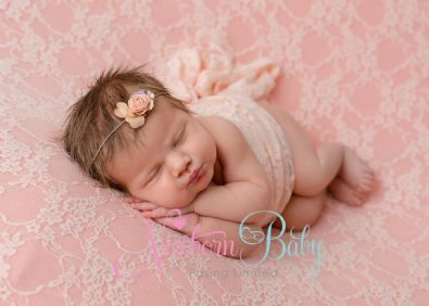 Lace Wrap | Newborn Baby Posing Limited